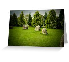 Stone Circle - 2 Greeting Card