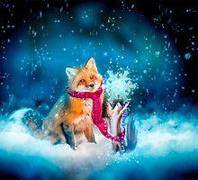 First Snow by Aimee Stewart