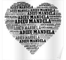 Adieu Mandela Poster