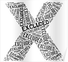 Excluded Poster