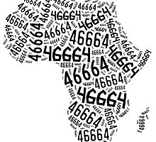 Africa is still a 46664 by Dee Constantine-Simms