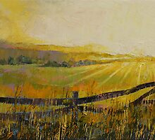 Country Meadow by Michael Creese