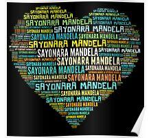 Sayonara Mandela Poster