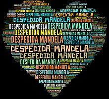 Despedida Mandela (Spanish) by Dee Constantine-Simms