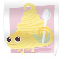 Pascal's Pineapple Dole Whip Poster