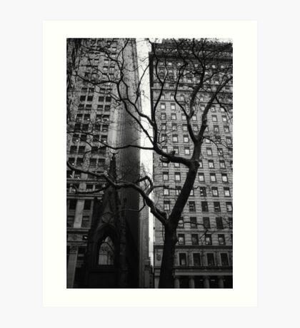 Remnant New York City Art Print
