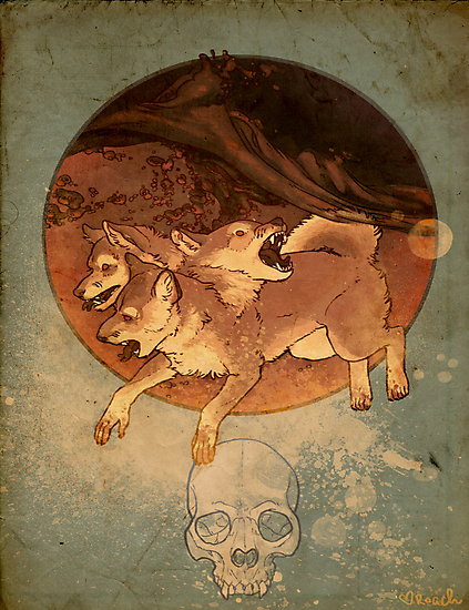 Shiberous by RachelRoach