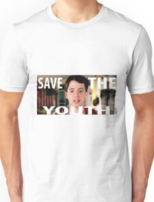 Save The Youth (Bueller) Shirt Unisex T-Shirt