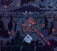 Vampire Jams Sticker