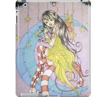 Candy Cane Pixie - Fantasy Art iPad Case/Skin