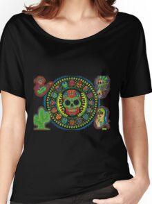 El Exorcismo Del Lucha Libre Women's Relaxed Fit T-Shirt