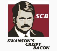 Swansons crispy bacon by Faniseto