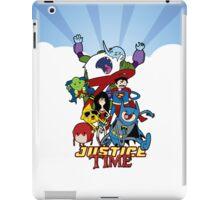 Justice Time iPad Case/Skin