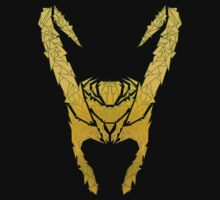 Loki's helmet by Angrahius