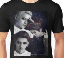 Never Forget. (Kris, Luhan, Tao) Unisex T-Shirt