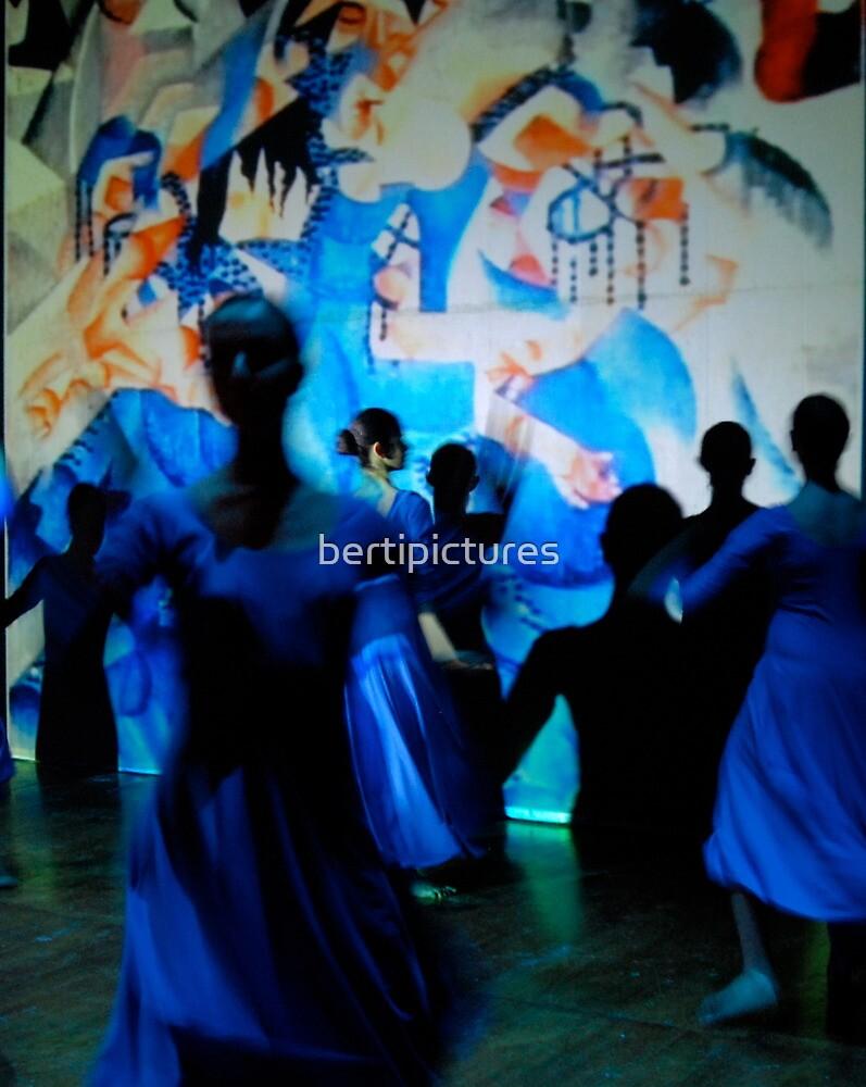 school dancers by bertipictures