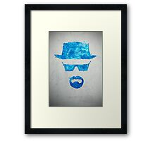 Say my name Framed Print
