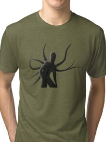 Slenderman by Light Tri-blend T-Shirt