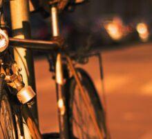Las bicicletas son para verano. Sticker