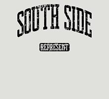 South Side Represent (Black Print) Unisex T-Shirt