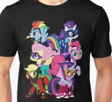 Power Ponies Reassemble Unisex T-Shirt