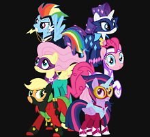 Power Ponies Reassemble Unisex T-Shirt