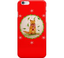 Holly Dog iPhone Case/Skin