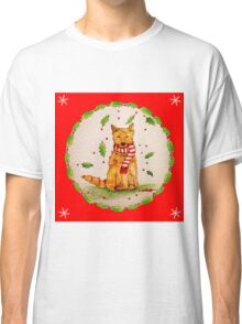 Holly Dog Classic T-Shirt