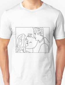 X-Files: Sad Mulder Unisex T-Shirt