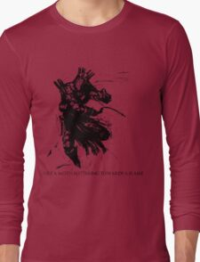 Lautrec The Embraced Long Sleeve T-Shirt