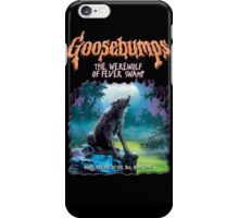 Goosebumps Werewolf Of Fever Swamp iPhone Case/Skin