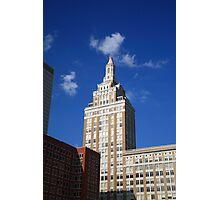 Tulsa Skyline Photographic Print