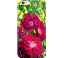 roses with a splash of yellow iPhone Case/Skin