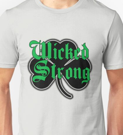 WickedStrong Unisex T-Shirt
