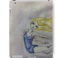 The Swim iPad Case/Skin