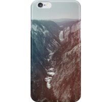 canyons iPhone Case/Skin