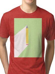 Pencil Tri-blend T-Shirt