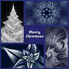 Merry Christmas by Kim Pease