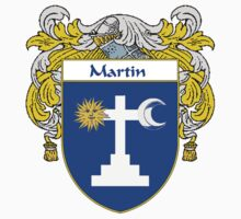 Martin Coat of Arms/Family Crest Kids Clothes