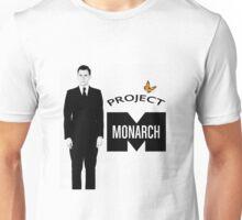 Project Monarch - Bluebird Project - Paper Clip - MK Ultra Unisex T-Shirt