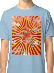 Fish Migration (Fukushima) Classic T-Shirt