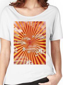 Fish Migration (Fukushima) Women's Relaxed Fit T-Shirt