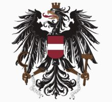 Republic of Austria - Bundesadler Kids Clothes