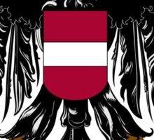 Republic of Austria - Bundesadler Sticker