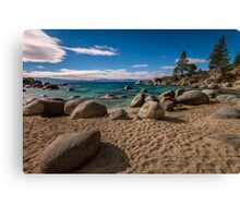 At Secret Cove - Lake Tahoe Canvas Print