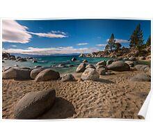 At Secret Cove - Lake Tahoe Poster