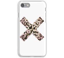 Flower X 2  iPhone Case/Skin