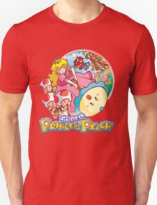 Super Princess Peach T-Shirt