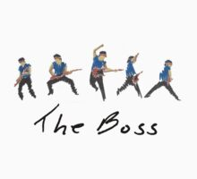 "Bruce Springsteen: ""The Boss"" by RockBoss"
