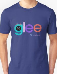 Glee logo by brittany Unisex T-Shirt